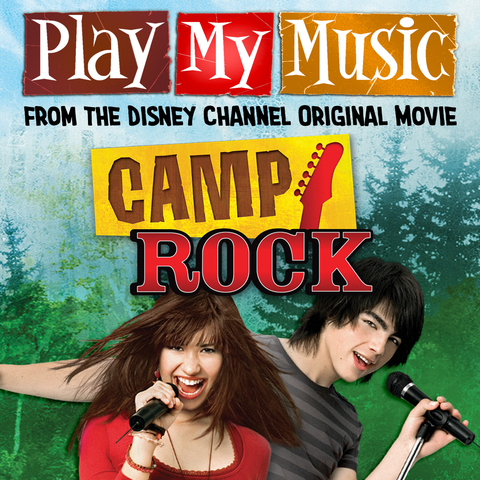 Play My Music (from Camp Rock)