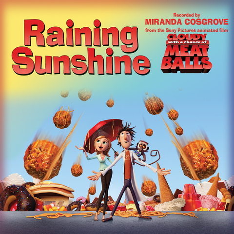 Raining Sunshine (from Cloudy with a Chance of Meatballs)