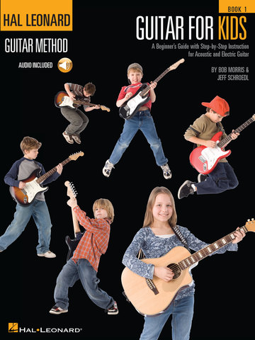 Hal Leonard - Guitar for Kids