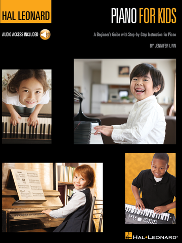 Hal Leonard - Piano For Kids