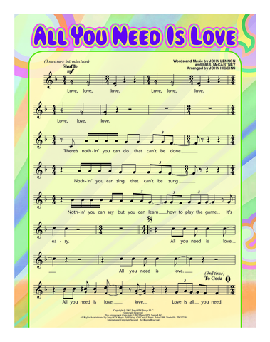 All You Need Is Love - Student